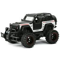 New Bright 1:15 RC Trucks Ford Bronco, 6.4v 2.4 GHz ? White