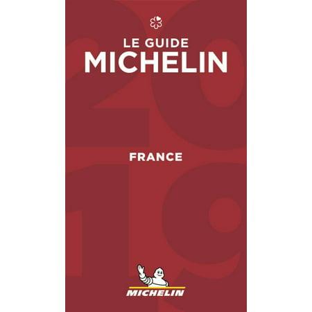 Michelin guide france 2019: restaurants & hotels (paperback):