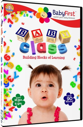 BabyFirst: Baby Class: Building Blocks of Learning by Mill Creek