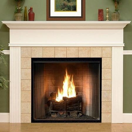 Mantelcraft Monticello Fireplace Mantel Surround