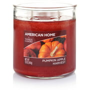 American Home by Yankee Candle Pumpkin Apple Harvest, 12 oz Medium 2-Wick Tumbler
