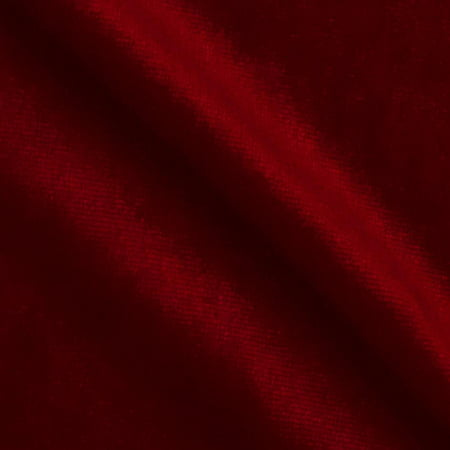 Stretch Velvet Fabric 60'' Wide by the Yard CRAFT DRESS FABRIC 24 COLORS panels