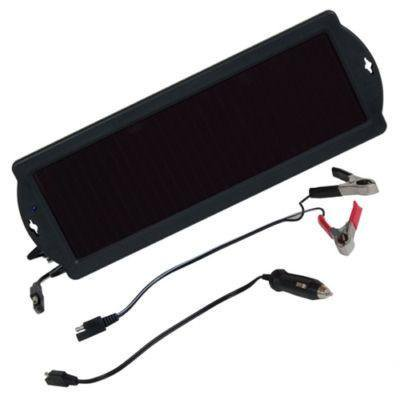 12 Volt Circuit Solar Power Panel Charger 12V Battery Maintainer for Car