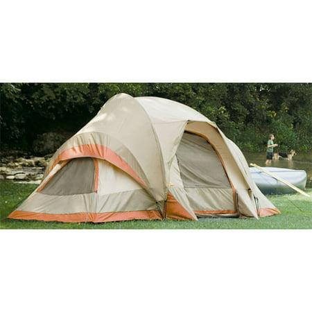 Ozark Trail 17' x 11' Pentagonal Dome Tent (Sleeps 6)