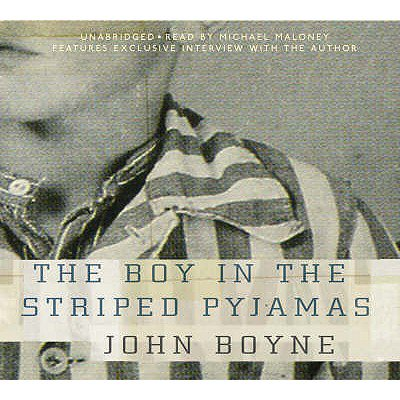 The Boy in the Striped Pyjamas (Audio CD) (The Boy In The Striped Pyjamas Putlocker)