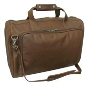 AmeriLeather 18'' Leather Weekender Duffel