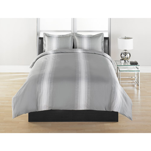 Duvet Bedding Set, Grey