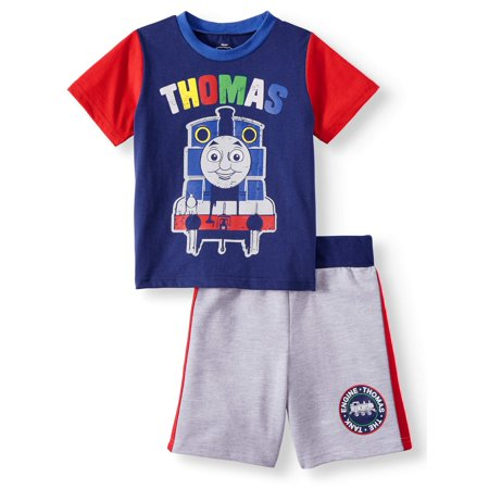 T-Shirt & Shorts, 2pc Outfit Set (Toddler Boys)