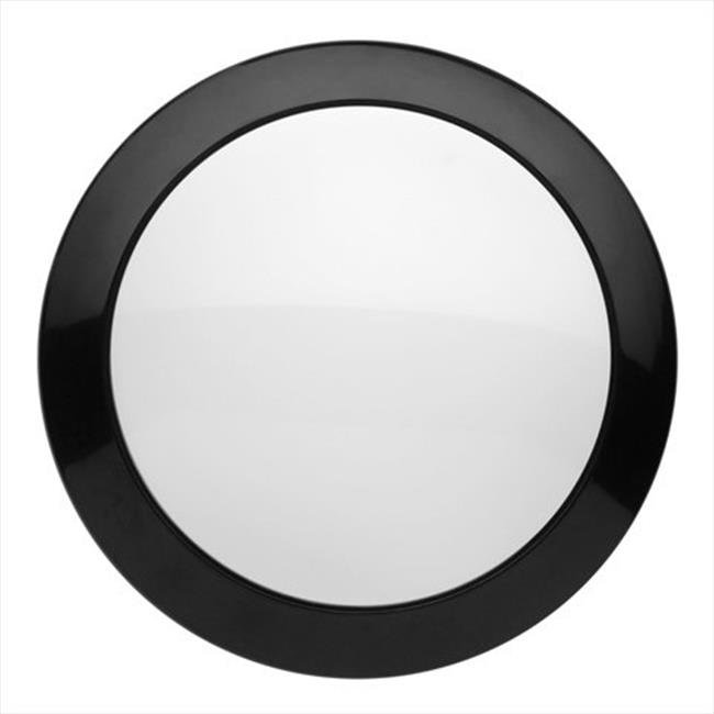 AP PRODUCTS 016SON102 Solarion Interior Ceiling Light Fixture Replacement, Black