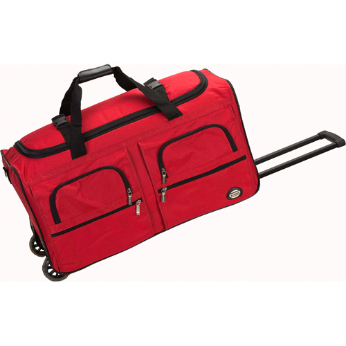 "Rockland Luggage 30"" Rolling Duffle Bag"