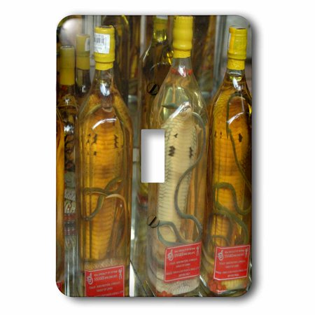 3dRose Vietnam. Snake wine for sale in a Saigon store, Ho Chi Minh City - Single Toggle (Texas City Outlets Stores)