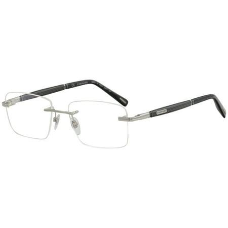 Chopard Eyeglasses VCHC37 VCH/C37 0583 23K Silver Rimless Optical Frame