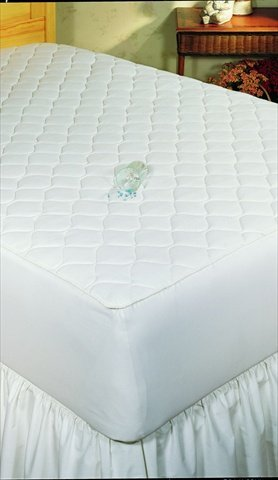 Click here to buy Bargoose 4-ply Waterproof Fitted Mattress Pad, 16 Depth, Twin XL by Bargoose Home Textiles.