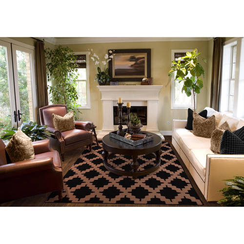 Trellis Stitch Polypropylene Area Rug by Garland Sales Inc