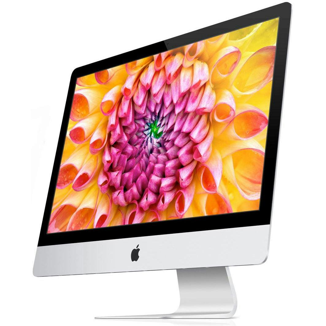 "Apple iMac MD093LL/A 2.7 GHz Quad-Core Intel Core i5 21.5"" Desktop Computer (Certified Refurbished)"