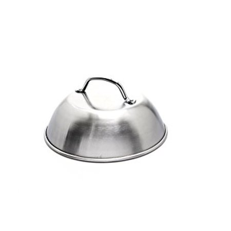 Grill Pro Stainless Steel Melting Dome (Grill Dome Mobile)