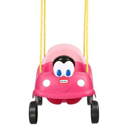 Little Tikes Cozy Coupe First Swing, Pink