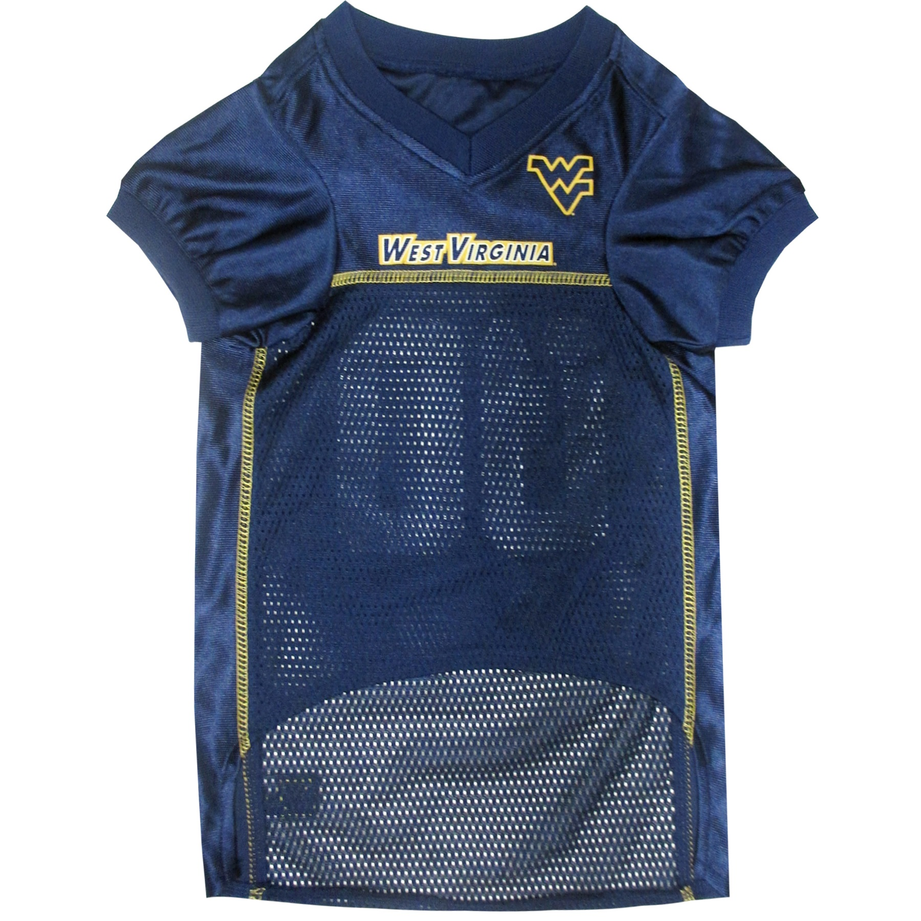 new products 6df7e 82d90 West Virginia University Mesh Football Jersey