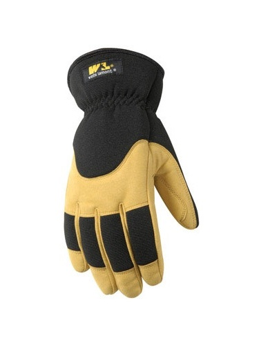 Wells Lamont 7092L Insulated Winter Synthetic Leather Glove, Large by Wells Lamont Corp.