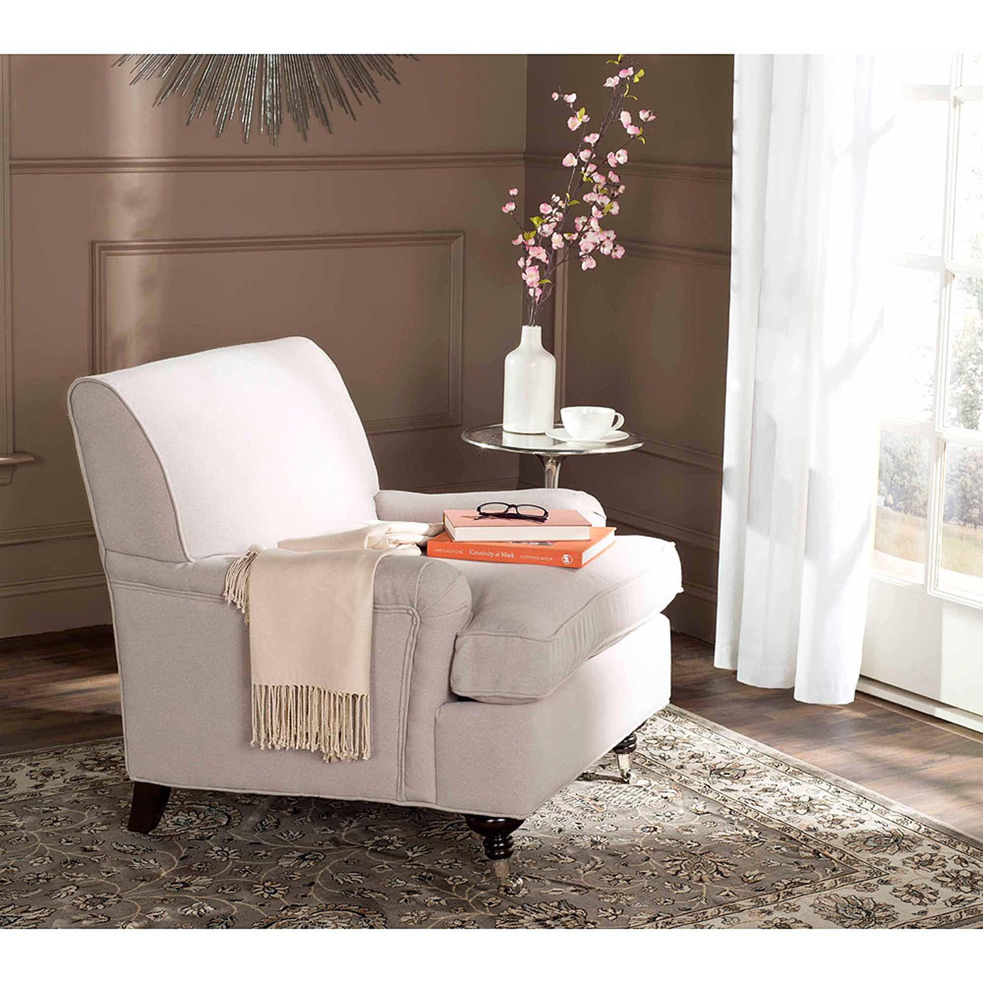 Safavieh Chloe Upholstered Club Chair by Safavieh