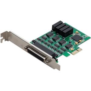 4PORT SER PCIE RS232 16C550 IO CREST REVISION 2.0 EXAR CHIPSET