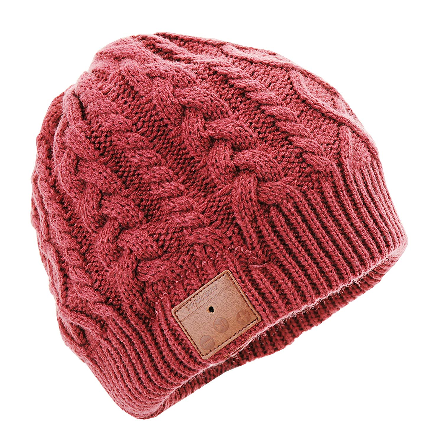 Tenergy Bluetooth Beanie Cable Knit