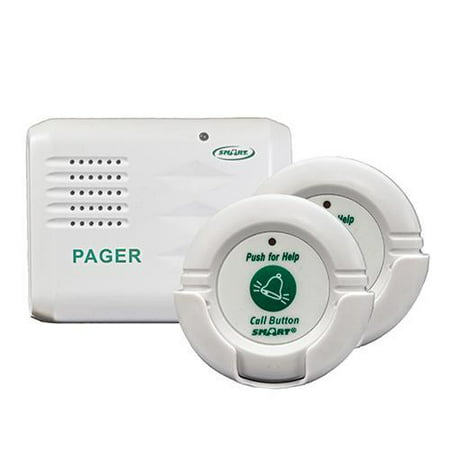 Tone Option Pager - Caregiver Call Buttons With Pager