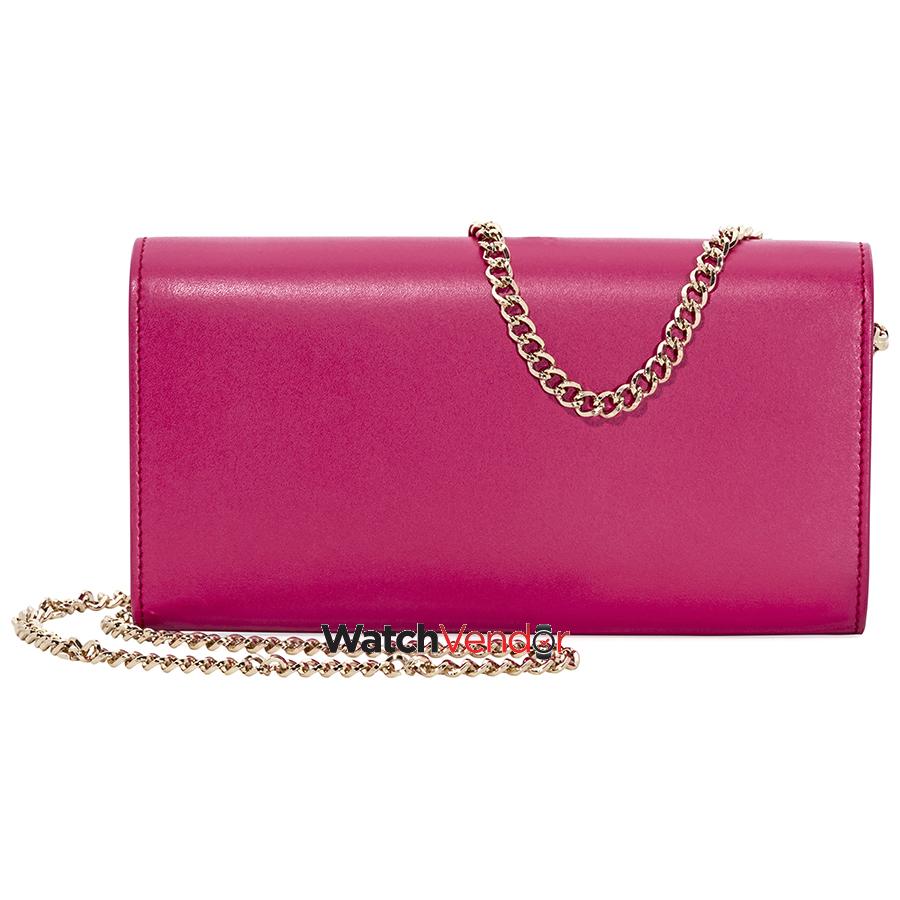 Ferragamo Vara Bow Mini Leather Bag- Begonia - image 5 de 5