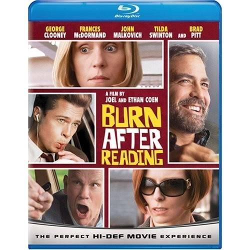 Burn After Reading (Blu-ray) (Widescreen)