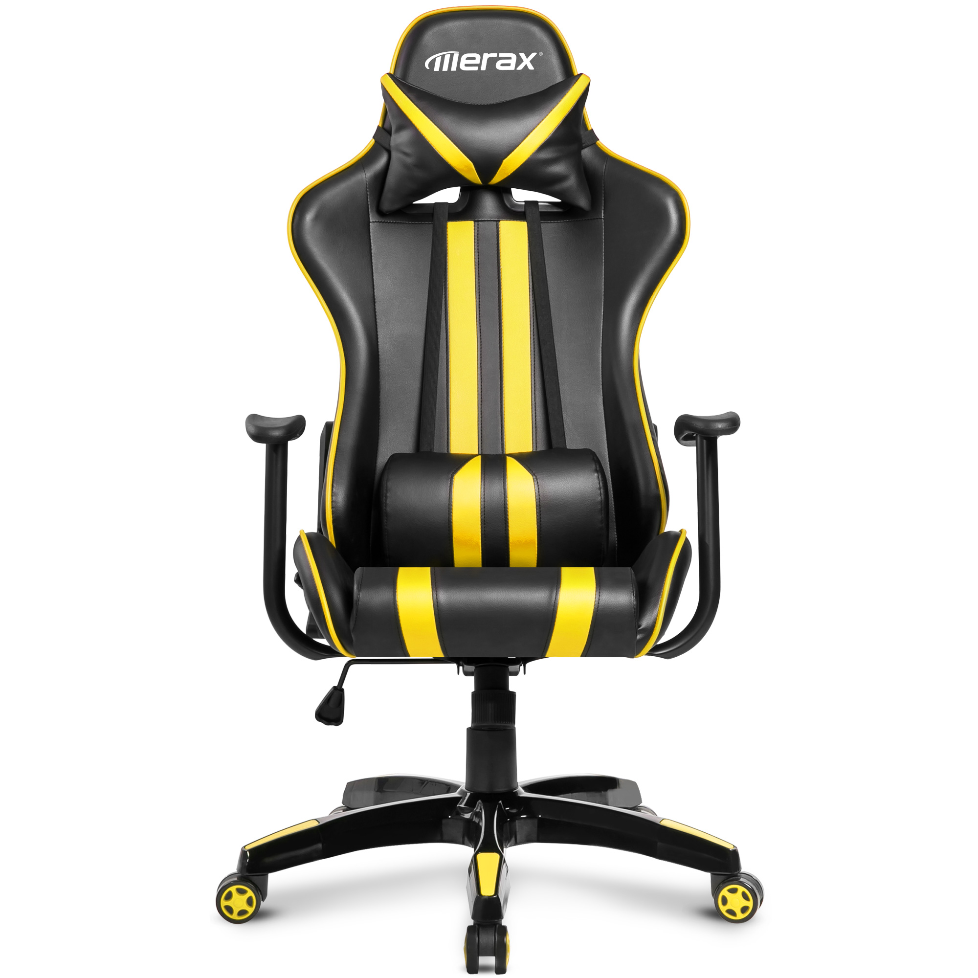 Merax Racing Style Gaming Chair/Executive Swivel Leather Office Chair