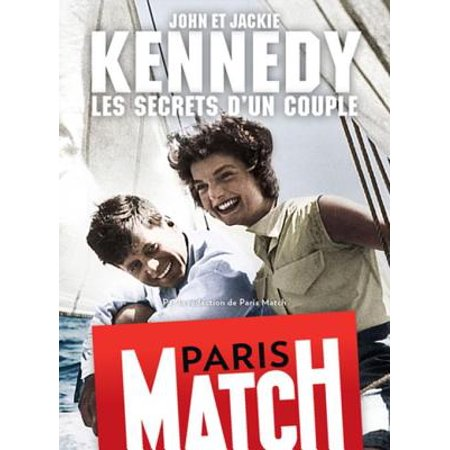 - John et Jackie Kennedy, les secrets d'un couple - eBook