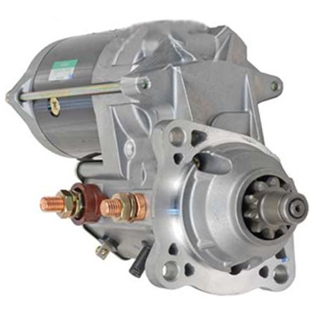 DB Electrical SND0641 New Starter For Thomas Built Bus Mvp Mvp-Ef Ef Type D Saftlinner Er Hdx Cat 3126 ND428000-2840 19550