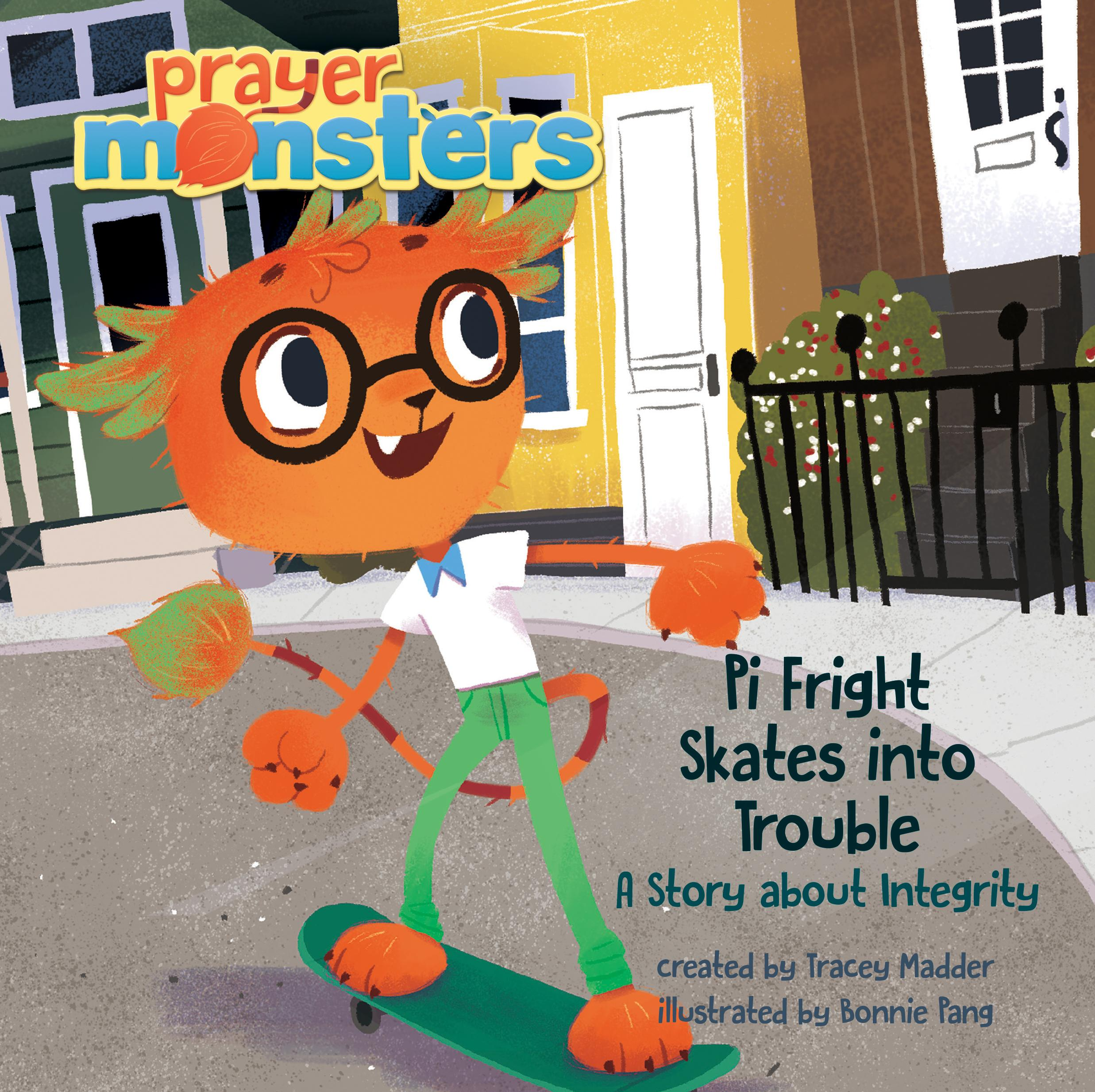 Pi Fright Skates into Trouble : A Story about Integrity