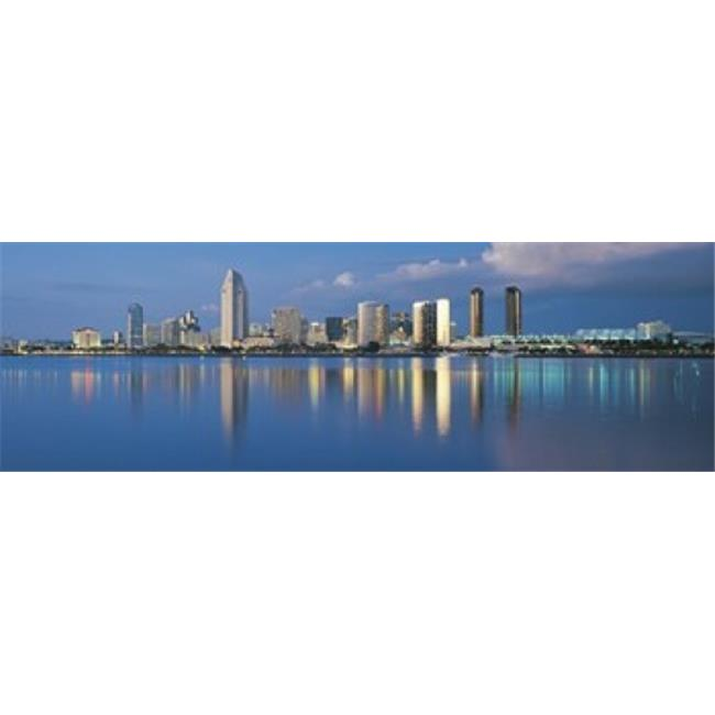 Panoramic Images PPI89375L San Diego CA Poster Print by Panoramic Images - 36 x 12 - image 1 of 1