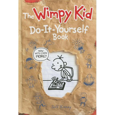 Wimpy kid do it yourself book revised and expanded edition wimpy kid do it yourself book revised and expanded edition solutioingenieria Images