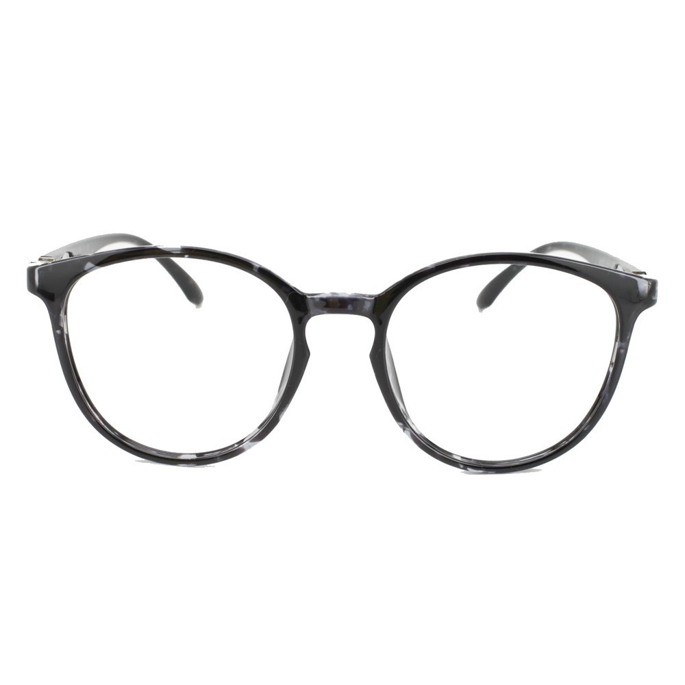 44b682aae6 Eye Buy Express Prescription Glasses Mens Womens Black White Tortoiseshell Style  Retro Reading Glasses Anti Glare grade
