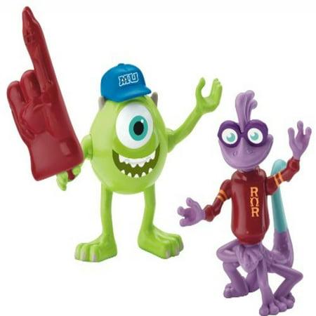 Imaginext Disney Pixar Monsters University Mike & Randy](Sulley X Mike)