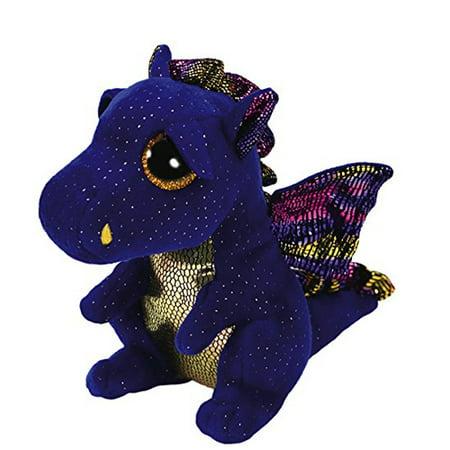 Ty Saffire the Dragon Plush