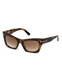83360f9f36 Free shipping. Free pickup · Tom Ford Kasia FT0459 Women s Rectangle  Sunglasses