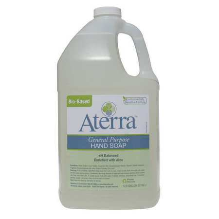 Value Brand Liquid Hand Soap,Fresh,Bottle,Size 3 7L, 12067
