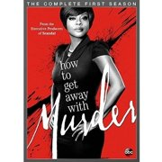 How To Get Away With Murder: The Complete First Season (Widescreen) by Buena Vista