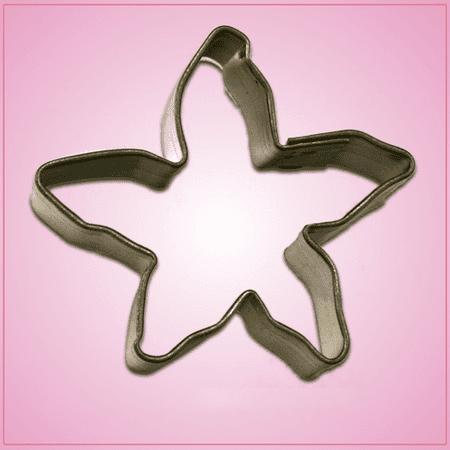 Mini Starfish Cookie Cutter Small
