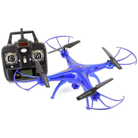 Syma X5SW 2.4G 4-Channel 6-Axis Headless Mode RC Quadcopter with Gyro, WiFi FPV HD Camera