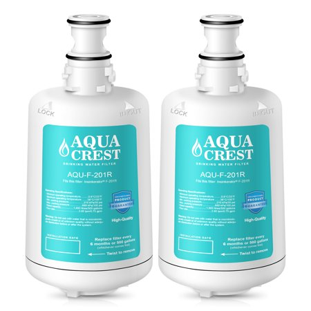 AQUACREST F-201R Replacement for Insinkerator F-201R Filter Cartridge for Hot Water Dispenser(Pack of -