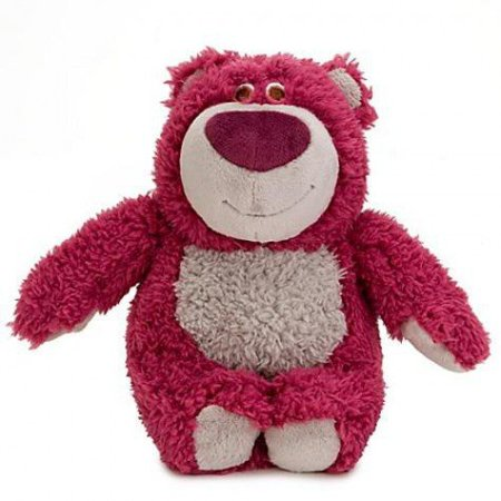 Disney / Pixar Toy Story 3 Exclusive 6 Inch Plush Figure Lotso - image 1 of 1