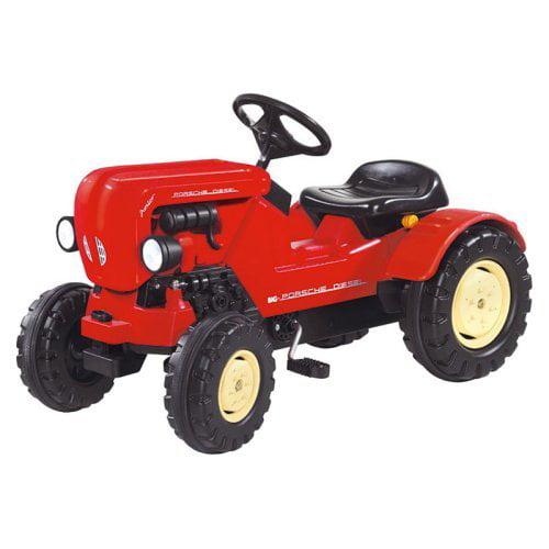Toys Toys Porsche Diesel Junior Tractor Pedal Riding Toy