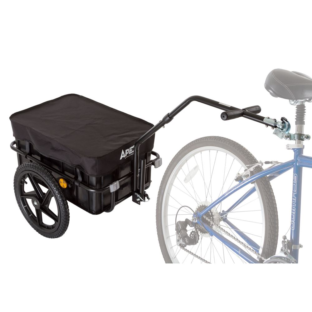 Apex Hand Wagon and Bicycle Cargo Trailer