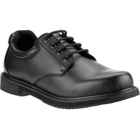 Dr. Scholl's Men's Slip-Resistant Dave Lace-up Shoes, Wide Width ...