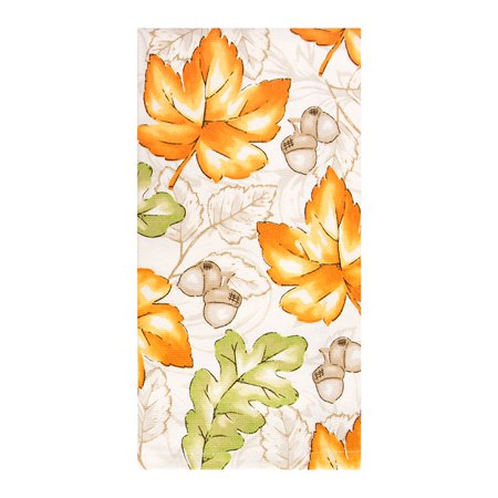 Ritz Printed Dual Kitchen Towel 16X25 AUTUMN SPLENDOR