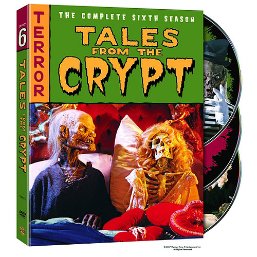 TALES FROM THE CRYPT-COMPLETE 6TH SEASON (DVD/3 DISC/P&S-1.33/ENG-SDH/LT-SP